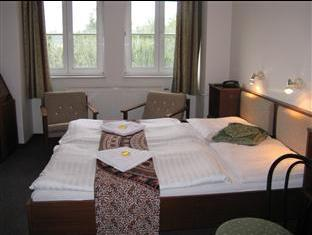 U Ceske Koruny Prague - Double room