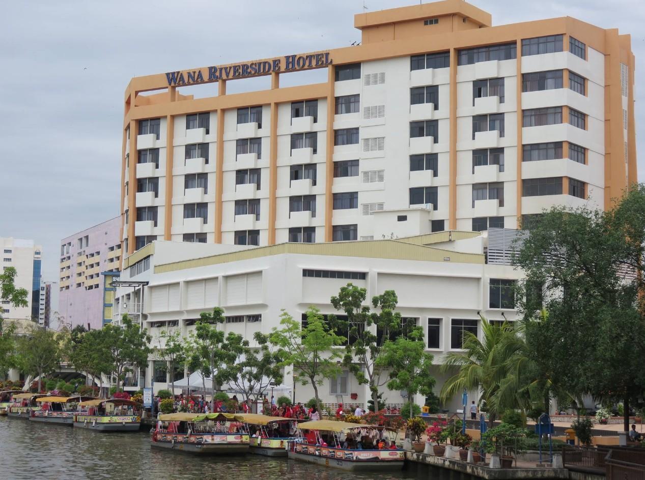 WANA Riverside Hotel Malacca / Melaka