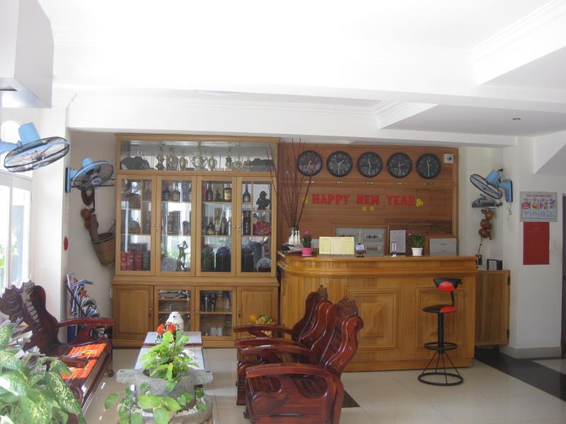 Nhiet Doi Hotel - Hotell och Boende i Vietnam , Tuy Hoa (Phu Yen)