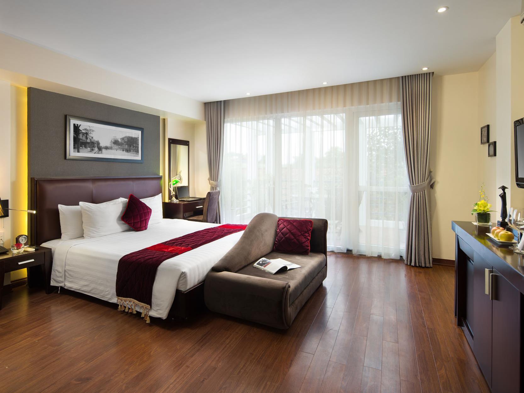 Hanoi Moment Hotel 2 - Hotell och Boende i Vietnam , Hanoi