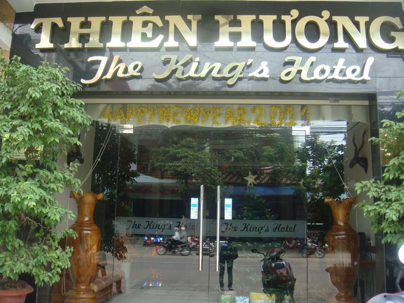 Thien Huong Hotel - Hotell och Boende i Vietnam , Tuy Hoa (Phu Yen)