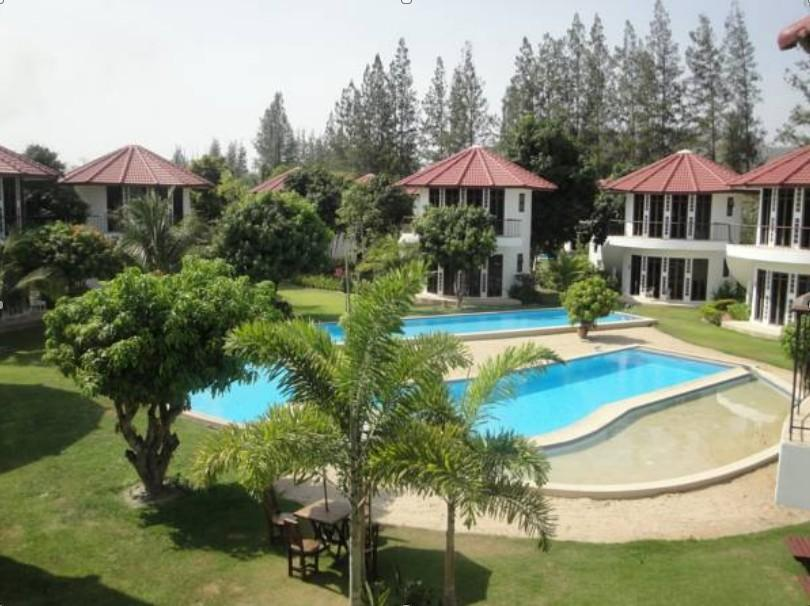 Mango Spa Country Club - Hotels and Accommodation in Thailand, Asia