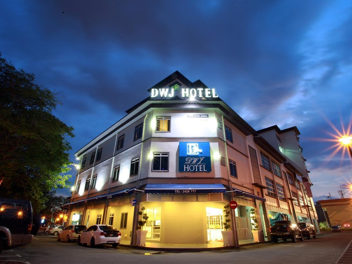 DWJ Hotel - Hotels and Accommodation in Malaysia, Asia