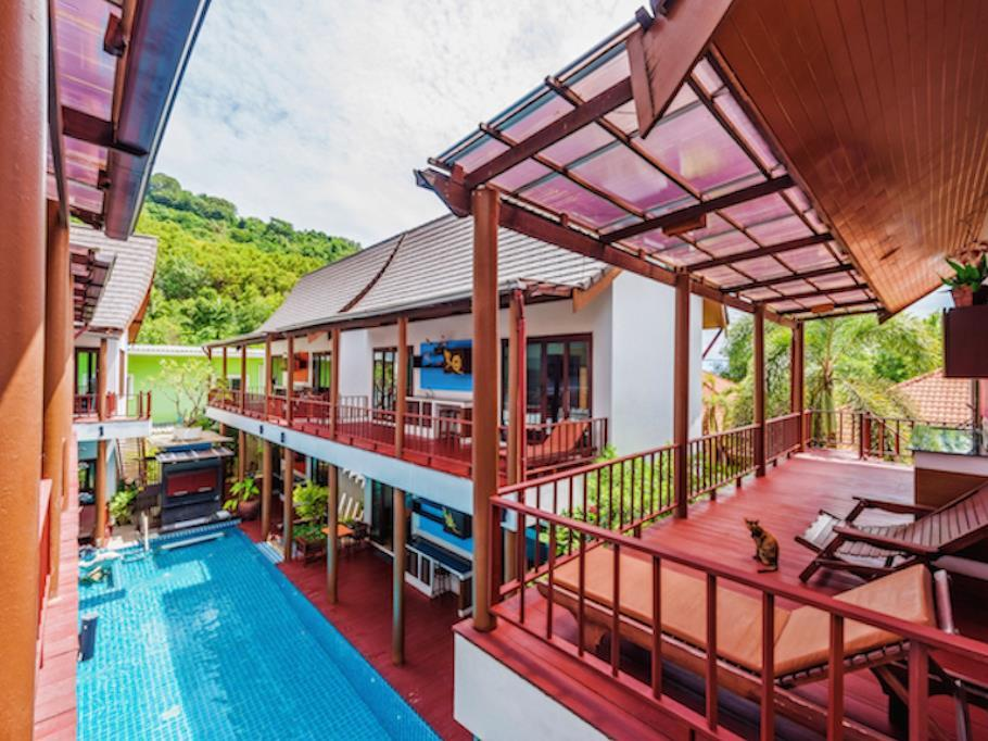 The Lamuna Boutique Hotel फुकेत