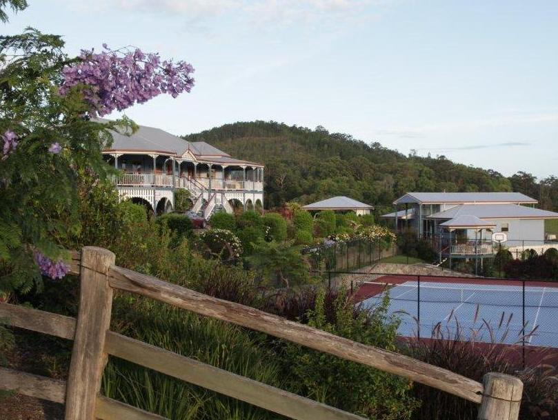 Jacaranda Creek Farmstay & B&B - Hotell och Boende i Australien , Noosa