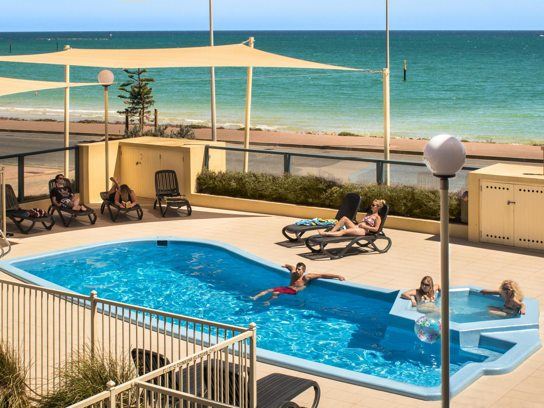 Baybeachfront Apartments - Hotell och Boende i Australien , Adelaide