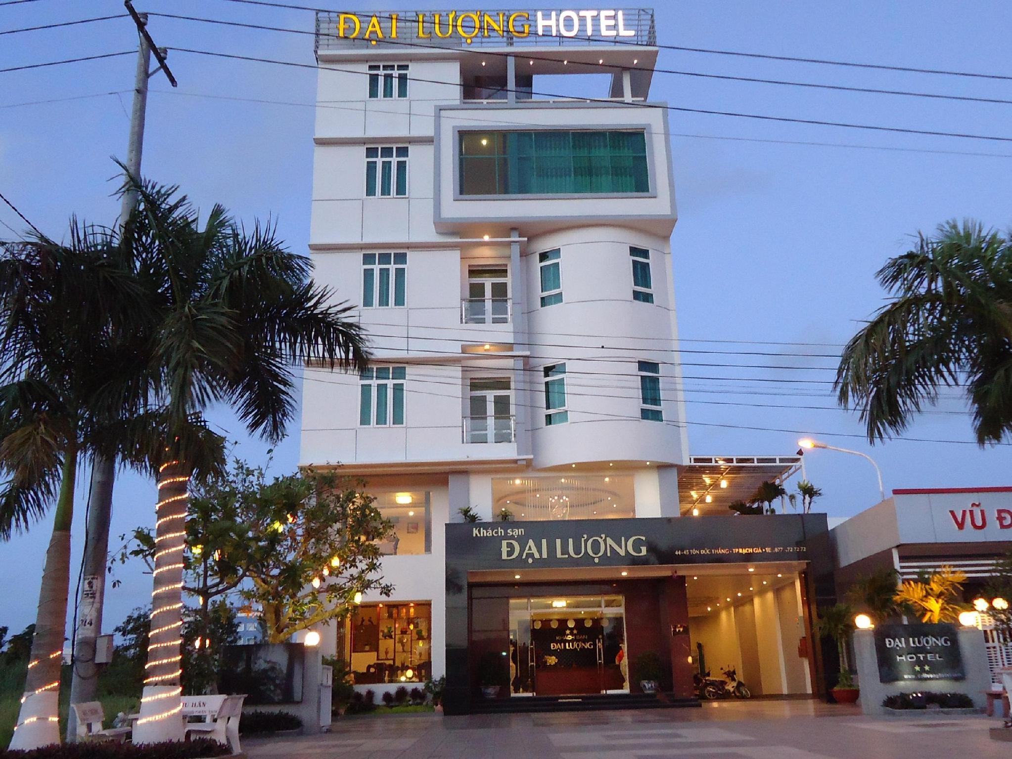 Dai Luong Hotel - Hotell och Boende i Vietnam , Rach Gia (Kien Giang)