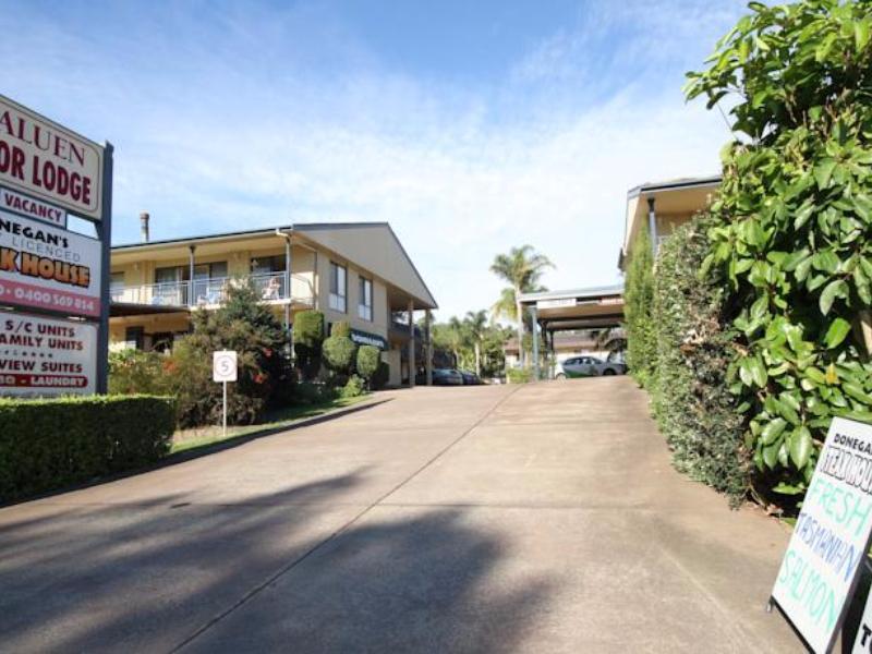 Araluen Motor Lodge - Hotell och Boende i Australien , Batemans Bay
