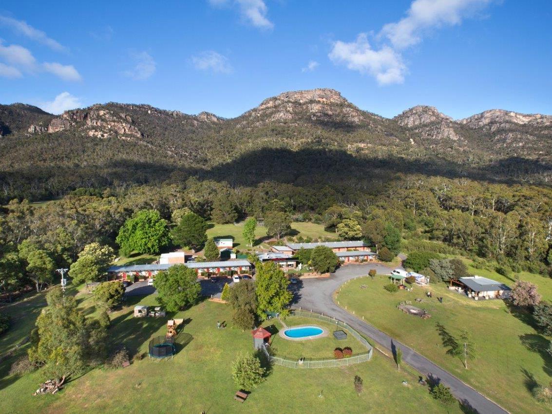 The Grampians Motel - Hotell och Boende i Australien , Grampians