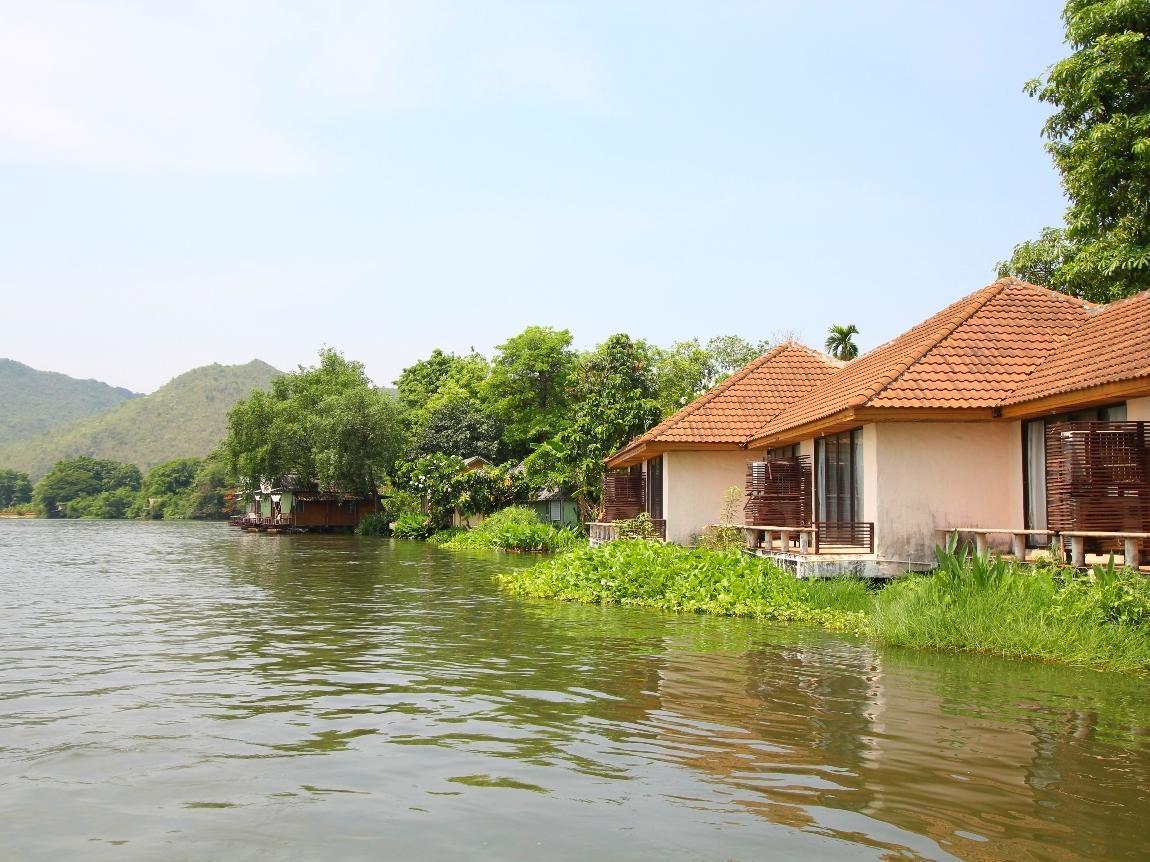 Kasem Island Resort - Kanchanaburi