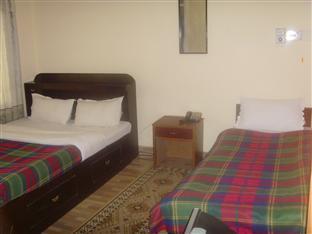 Budget Multiplex Hotel Kathmandu - Deluxe Room (King+Single)