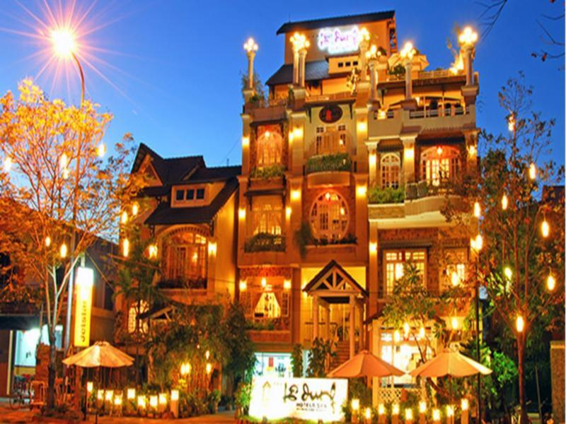 Le Dung Hotel - Hotell och Boende i Vietnam , Tam Ky (Quang Nam)
