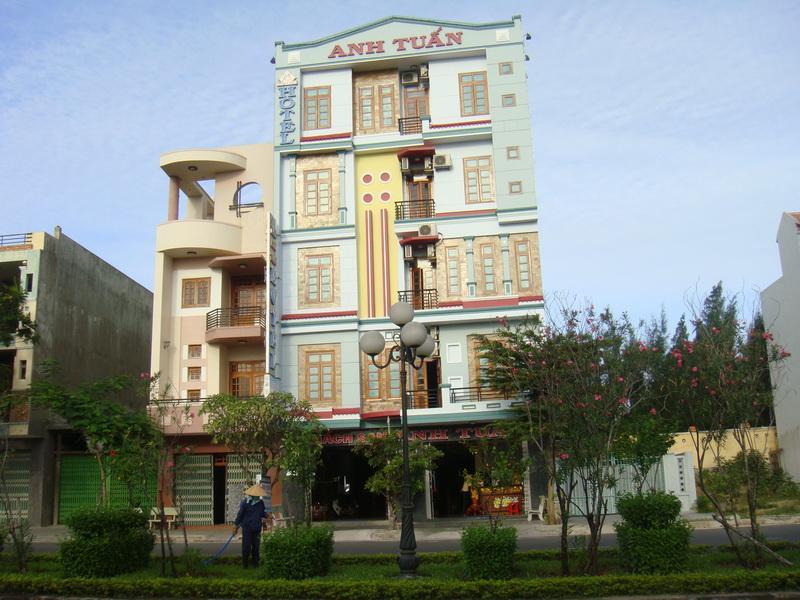 Anh Tuan Hotel - Hotell och Boende i Vietnam , Tuy Hoa (Phu Yen)