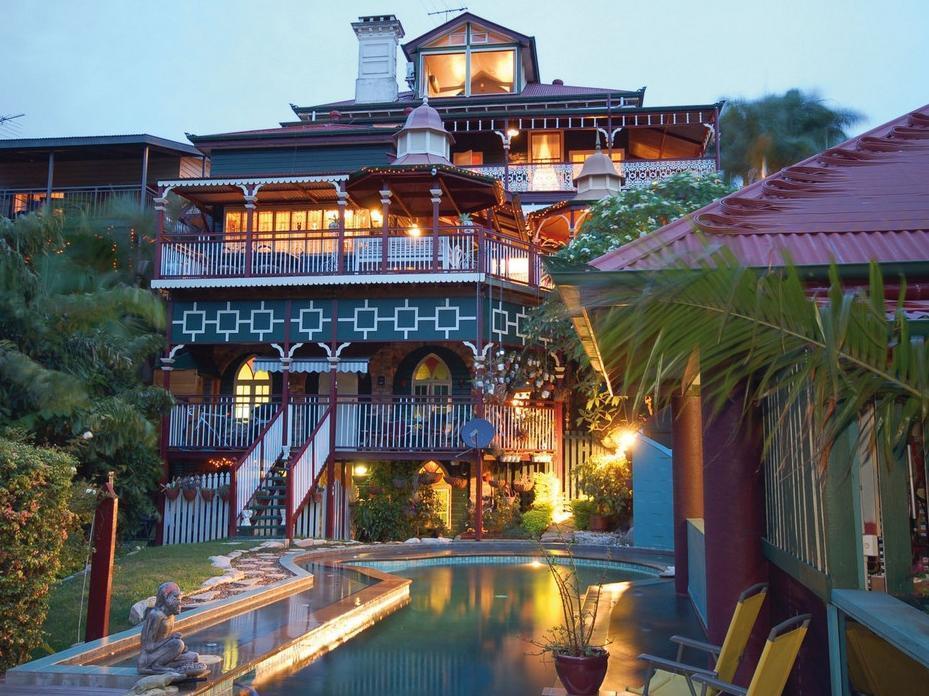 Franklin Villa - Hotell och Boende i Australien , Brisbane