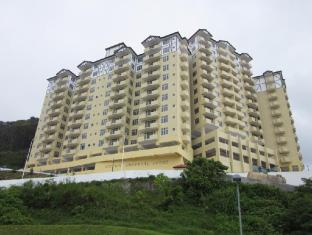 Silverstar Apartment @ Crown Imperial Court - 3 star located at Cameron Highlands
