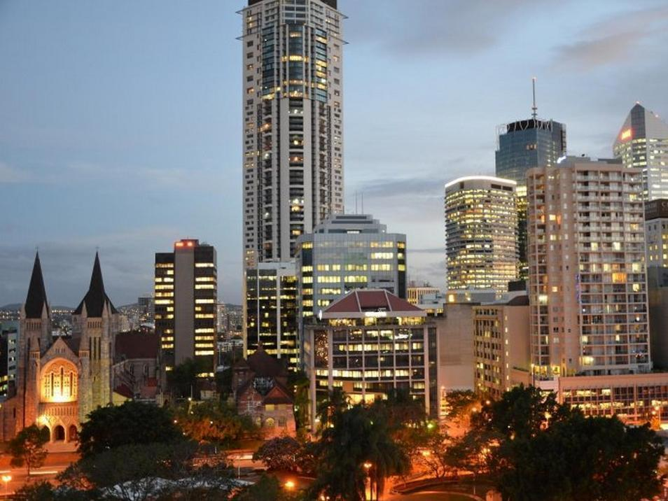 Frisco Serviced Apartments - Hotell och Boende i Australien , Brisbane