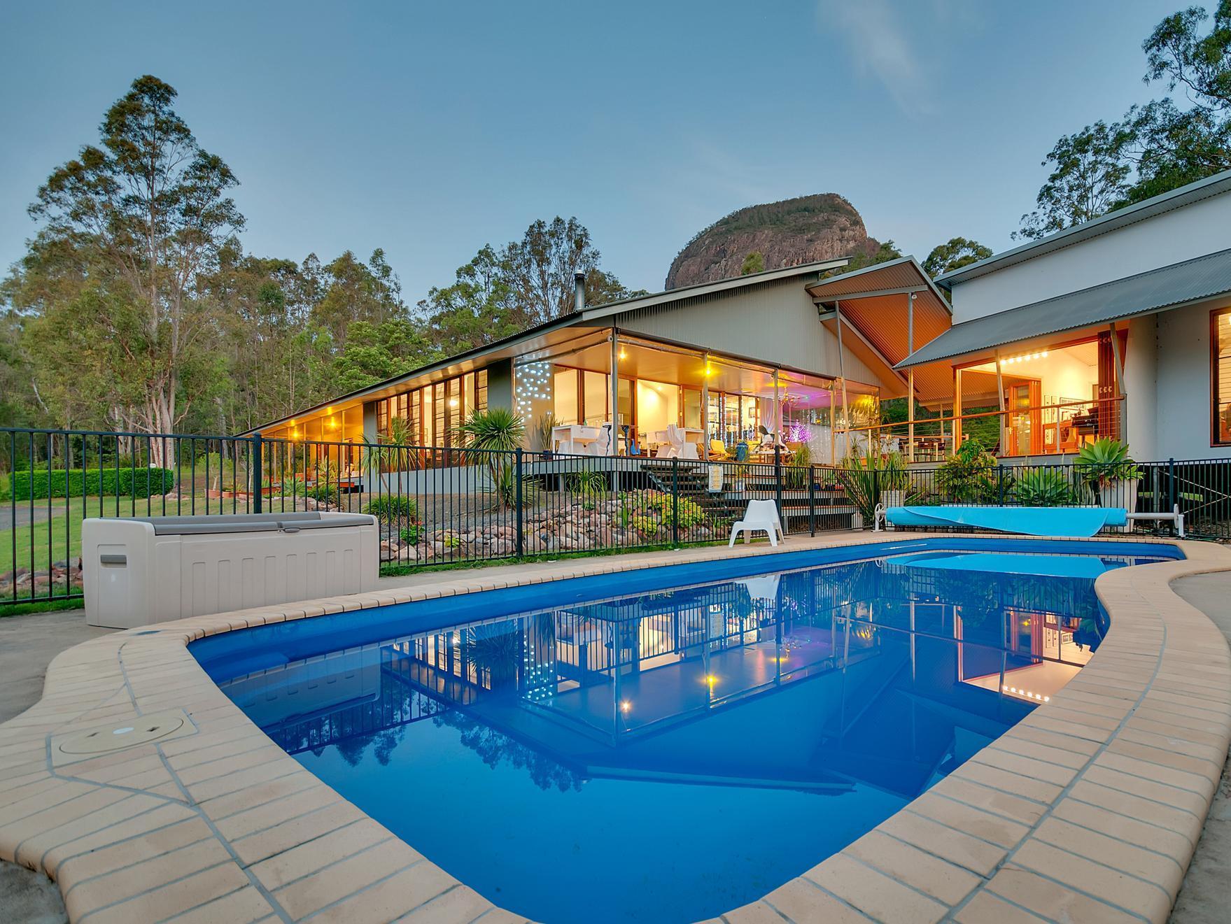 Zengarra Country House - Hotell och Boende i Australien , Scenic Rim