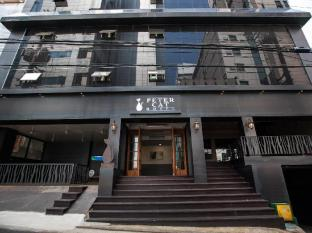 South Korea Hotel Accommodation Cheap | Goodstay Peter Cat Hotel Seoul - Exterior