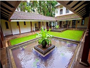 Mas villa Kandy - Indoor Garden