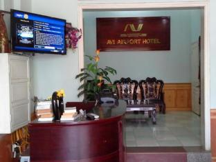 Avi Airport Hotel Hanoi - Reception