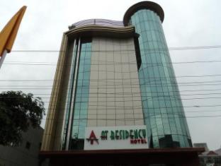 AT Residency Nuova Delhi e NCR - Esterno dell'Hotel