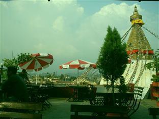 Hotel Padma Katmandu - Kilátás