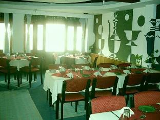 Hotel Padma Katmandu - Étterem