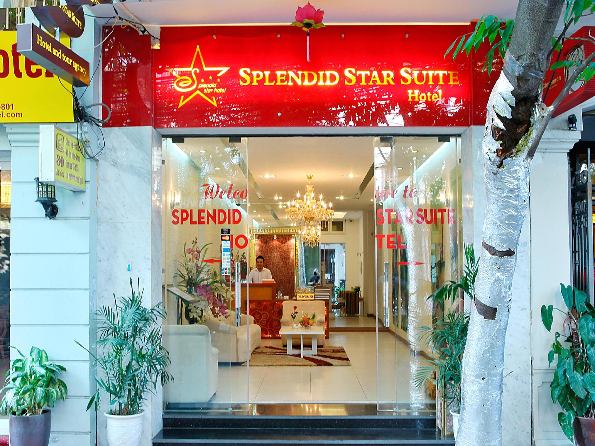 Splendid Star Suite Hotel - Hotell och Boende i Vietnam , Hanoi