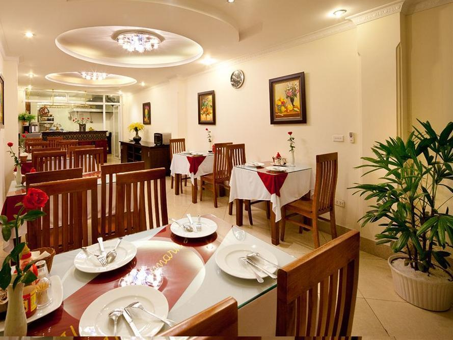 The Landmark Hanoi Hotel - Hotell och Boende i Vietnam , Hanoi