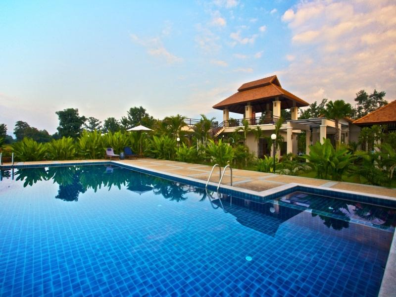 Palm Spa Village Resort - Hotels and Accommodation in Thailand, Asia