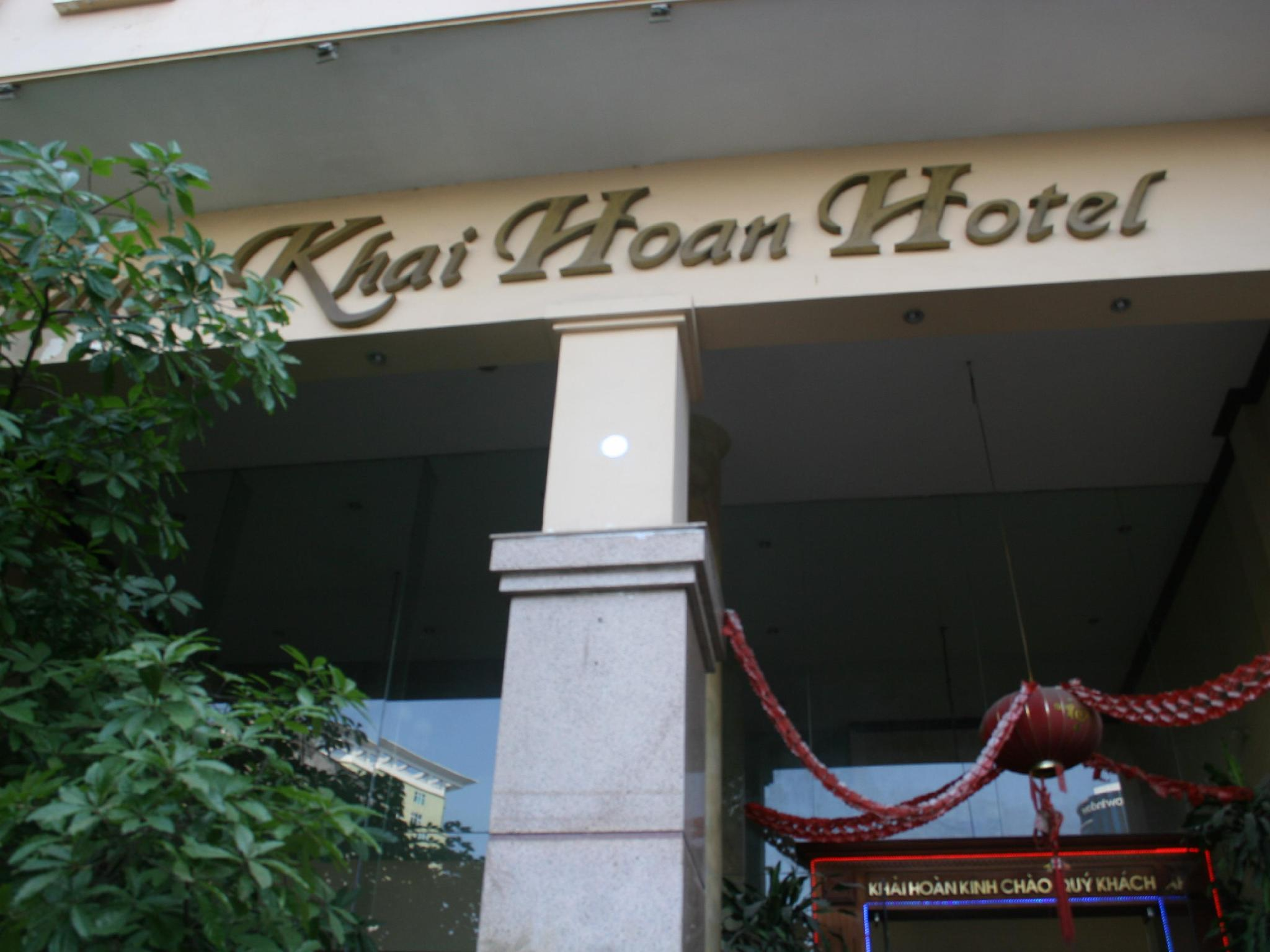 Hanoi Khai Hoan Hotel - Hotell och Boende i Vietnam , Hanoi