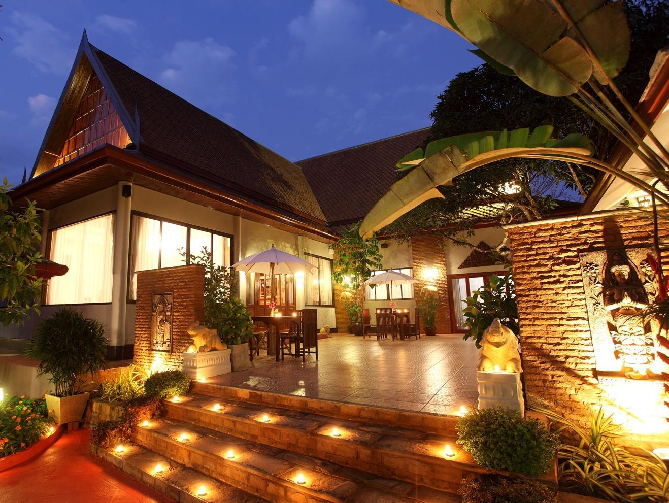 Ruen Ariya Resort - Hotels and Accommodation in Thailand, Asia