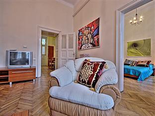 Liszt Apartment Budapest - Gostinjska soba