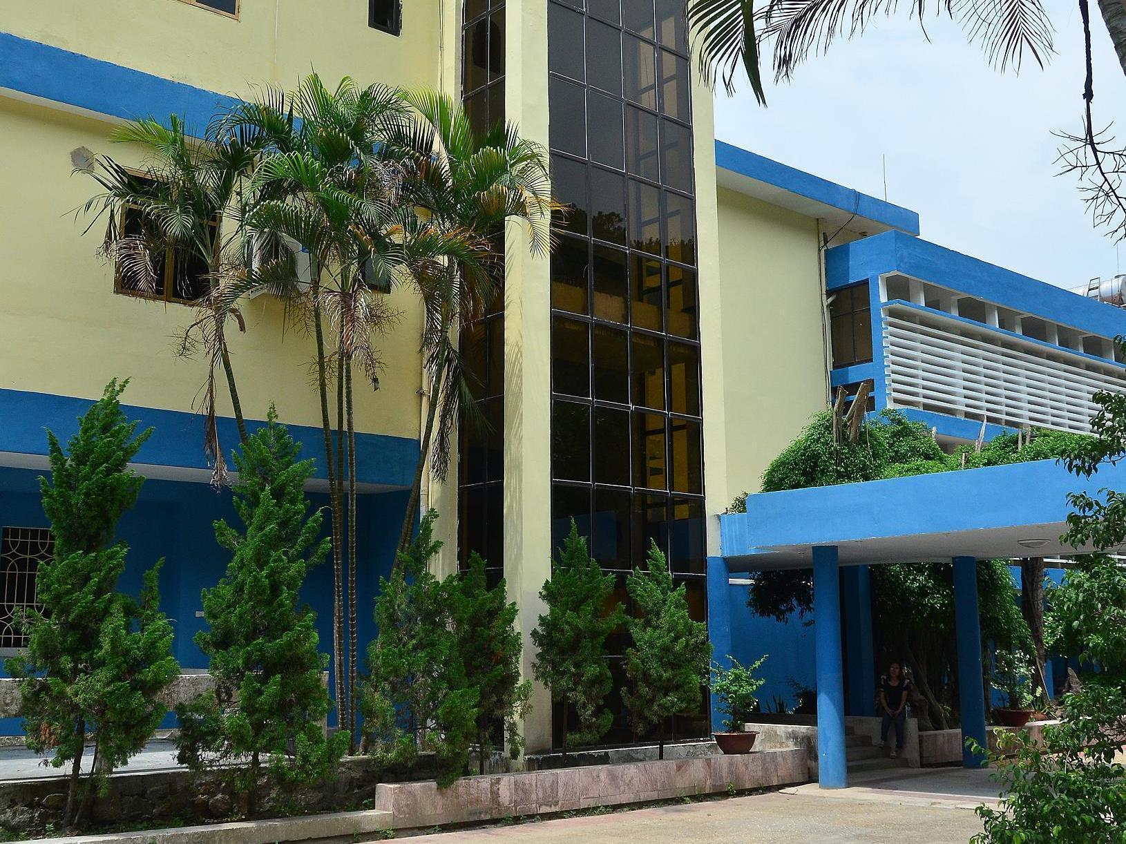 Van Phong Hotel - Hotell och Boende i Vietnam , Haiphong