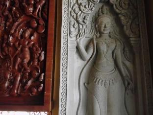 Golden Noura Villa Phnom Penh - Apsara on Wall