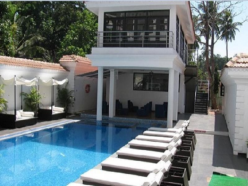 Silver Sands Hideaway Hotel North Goa