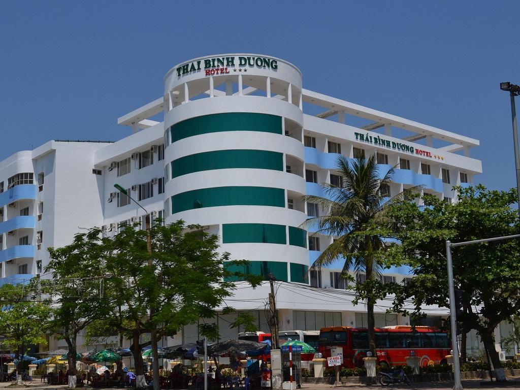 Thai Binh Duong Hotel - Hotell och Boende i Vietnam , Cua Lo Beach