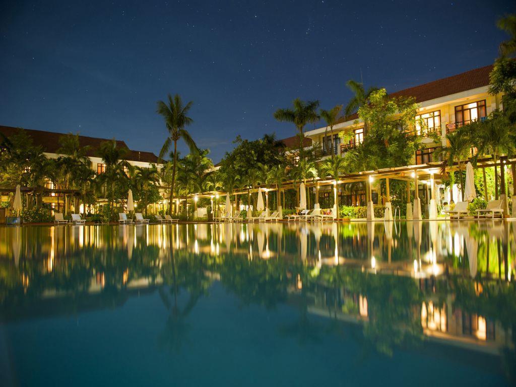 Sun Spa Resort - Building - Hotell och Boende i Vietnam , Dong Hoi (Quang Binh)