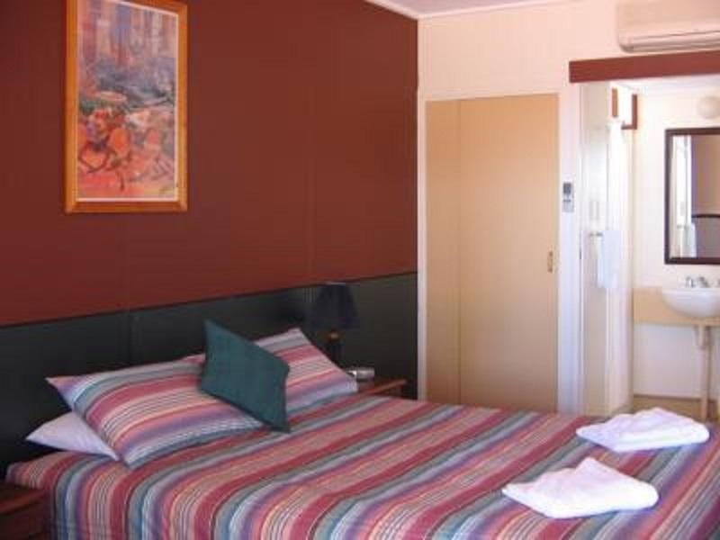 Goondiwindi Motel - Hotell och Boende i Australien , Goondiwindi