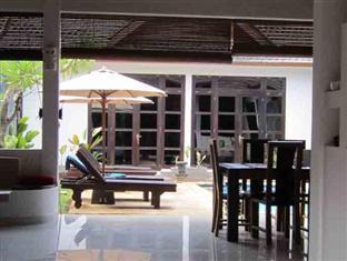 Villa Teman Bali - Open living area