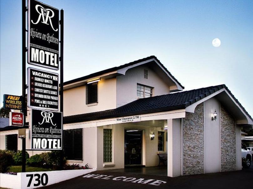 Hotell Riviera on Ruthven Motel