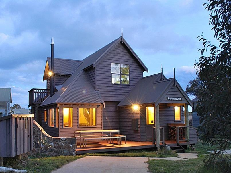 Burrinjuck Halter Lane Private Holiday House - Hotell och Boende i Australien , Dinner Plain