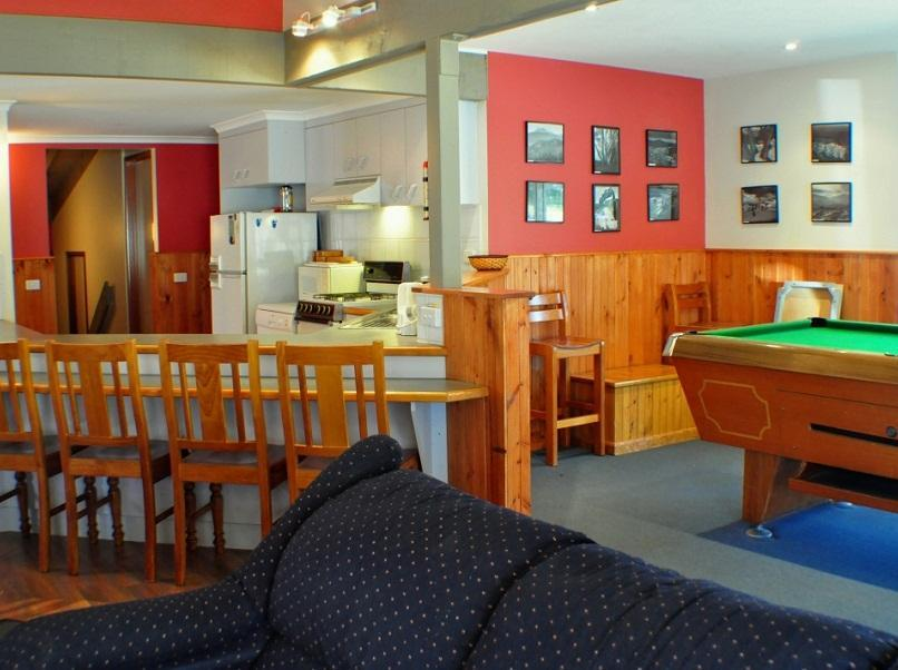 Crystal Brook Geebung Road Private Holiday Chalet - Hotell och Boende i Australien , Dinner Plain