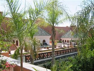 Hotel Palais Dar Donab Marrakesh - Balkon/Terras