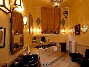 Hotel Palais Dar Donab Marrakesh - Badkamer