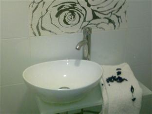 Near The Kotel Hotel Apartment Jerusalem - Bathroom