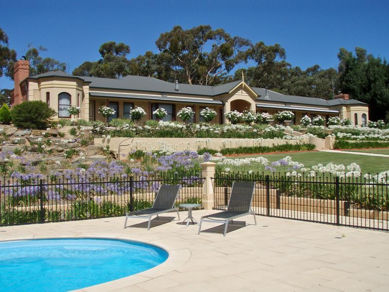 Brice Hill Country Lodge - Hotell och Boende i Australien , Clare Valley