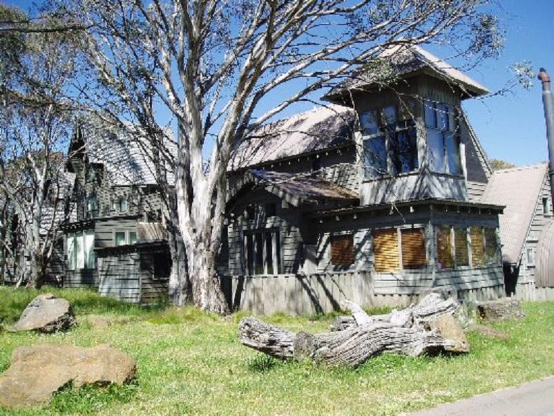 Mt Elizabeth Chalet - Hotell och Boende i Australien , Dinner Plain