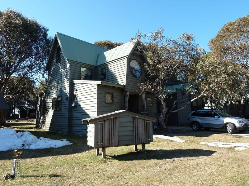 Aaragon Drybone Lane Private Holiday Chalet - Hotell och Boende i Australien , Dinner Plain