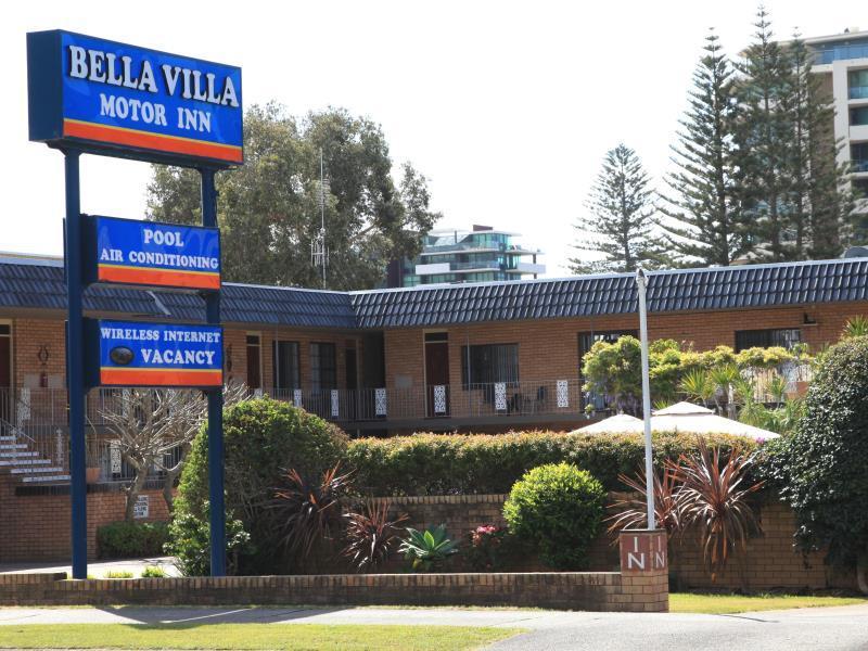 Bella Villa Motor Inn - Hotell och Boende i Australien , Forster
